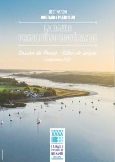 Bilan de saison touristique 2021 - Office de Tourisme La Baule Guérande