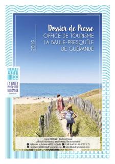 Dossier de presse Bilan de saison 2019 office de tourisme la baule presqu'île de guérande