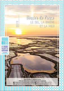 Dossier de presse Bretagne Plein Sud le sel, la Brière et La mer office de tourisme la baule guérande
