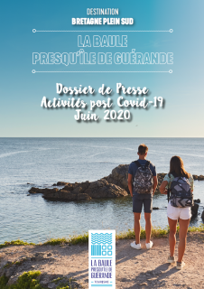 Dossier de presse - Conférence Juin 2020 - Office de Tourisme La Baule Presqu'île de Guérande
