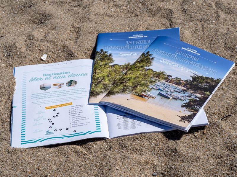 Brochures touristiques 2020 - Office de Tourisme La Baule-Presqu'île de Guérande