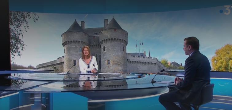 JT France 3 - Guérande la cité des maîtres du sel