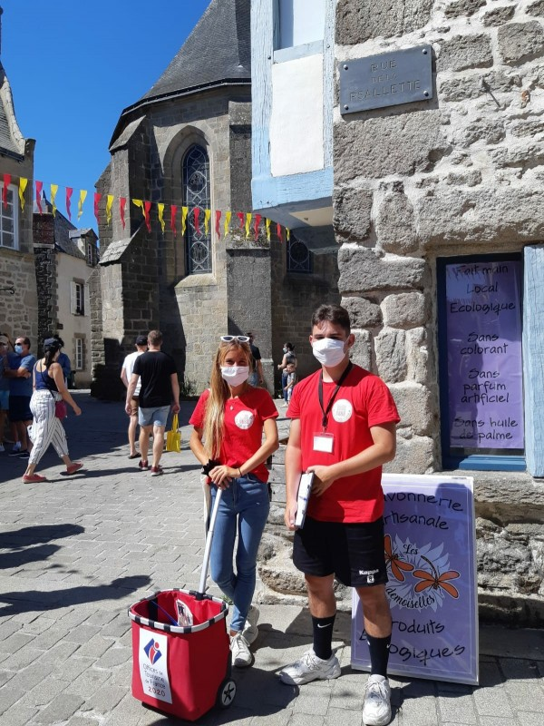 L'OTI La Baule Presqu'île de Guérande hors les murs - cité médiévale de Guérande