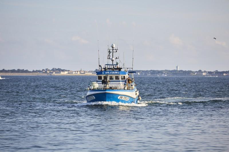 La Turballe - pêche - Destination La Baule - Presqu'île de Guérande
