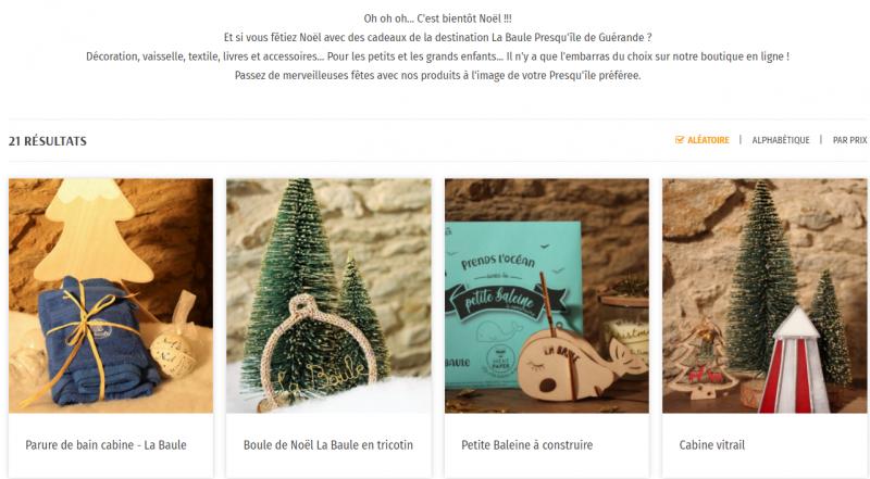 Quoi de neuf dans nos services - Décembre 2020 - Boutique idées cadeaux noël