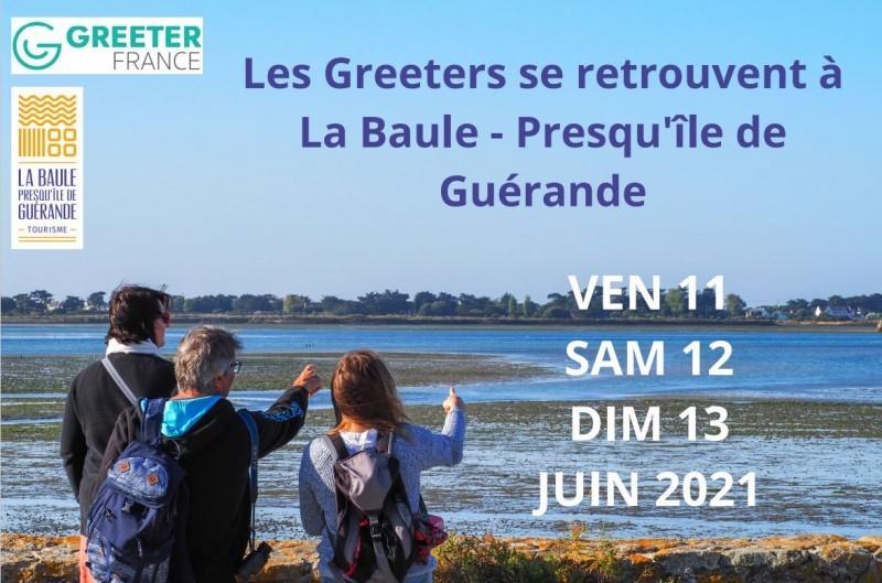 Quoi de neuf dans nos services - Mars 2021 - Convention France Greeters juin 2021