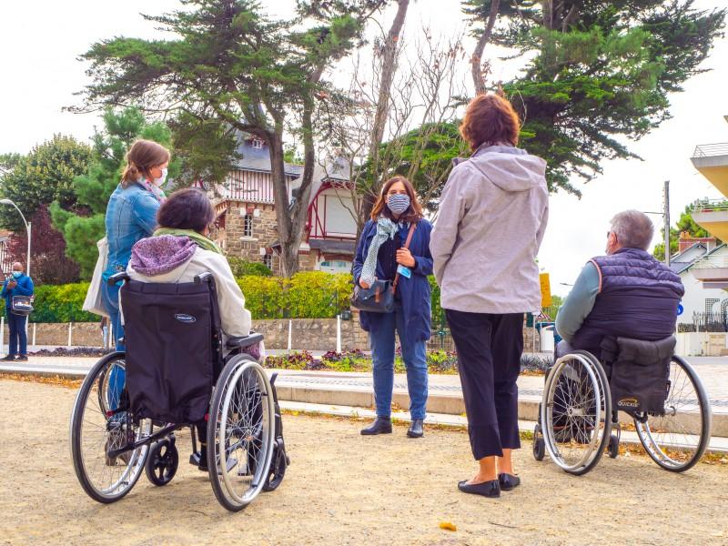 Quoi de neuf dans nos services - Mars 2021 - rubrique groupes en situation de handicap