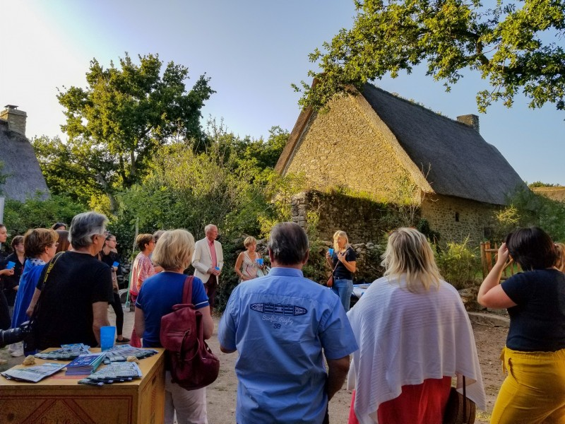 Rencontre Greeters - Village de Kerhinet - La Baule Presqu'île de Guérande