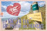 GR-34-elu-gr-prefere-des-francais - office de tourisme la baule presqu'île de guérande